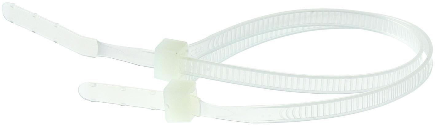 Buntband 10cm Plast  1000st/fp