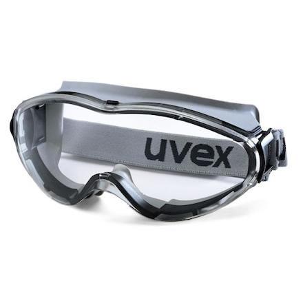 Korgglasögon sv/grå Uvex Ultrasonic HC-AF 9302.285