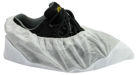 Skoskydd 20st/fp Worksafe PE/PP shoe cover