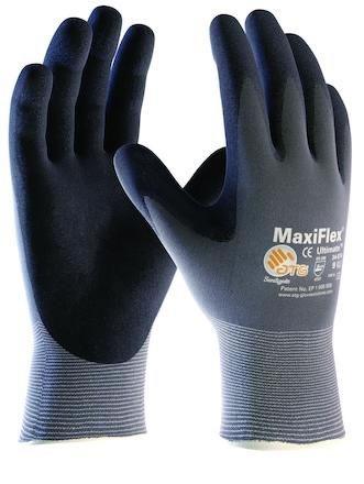 Nitrilbelagd handske Maxiflex Ultimate 34-874