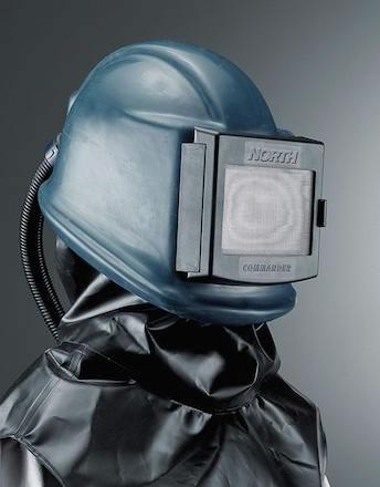 Sandblasting helmet Commander II, 133230-00
