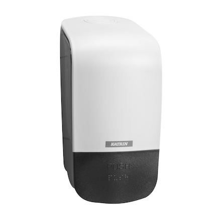 Tvålbox till 500 ml Katrin Foam Soap Dispenser. Plast