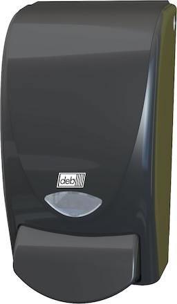 Dispenser Deb (vit logga)