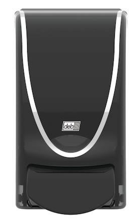 Dispenser Deb Silverline (vit logga)