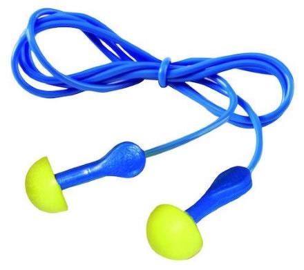Hörselpropp EAR Express m snöre 100par/frp