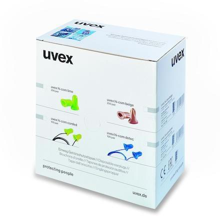 Hörselpropp uvex hi-com 2112.100 200/frp