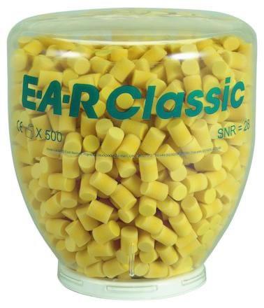 Hörselpropp Refill EAR Classic OneTouch 500par/fp