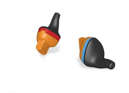 Formstöpt hörselpropp