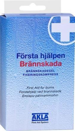 Brännskadegel FOR BURNS 94394 m fixeringskompress