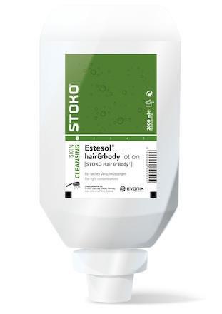 Duschgel Estesol® hair&body softbox