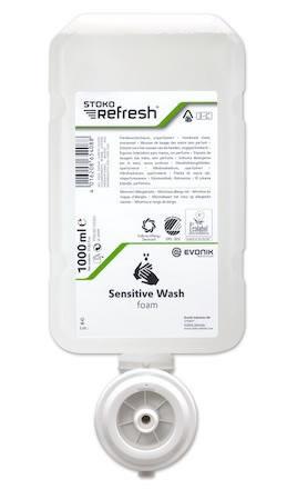 Handrengöring Stoko®Refresh Wash-Foam oparf.