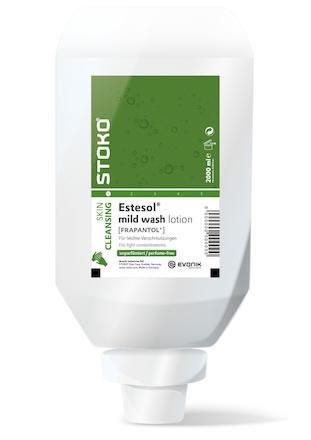 Hudrengöring oparf Estesol® mild wash