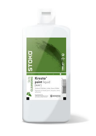 Specialhandrengöring Kresto® paint liquid flaska