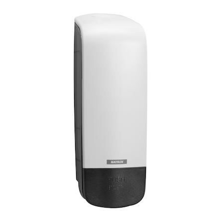 Tvålbox till 1000 ml Katrin Foam Soap Dispenser. Plast