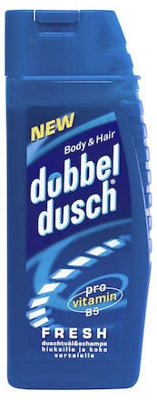 Duschtvål Dubbeldusch Fresh