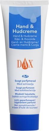 Handcreme Dax med Solrosolja