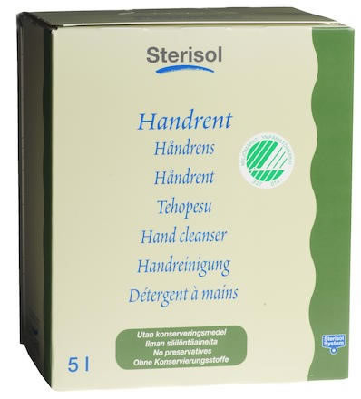 Handrengöring Sterisol Handrent