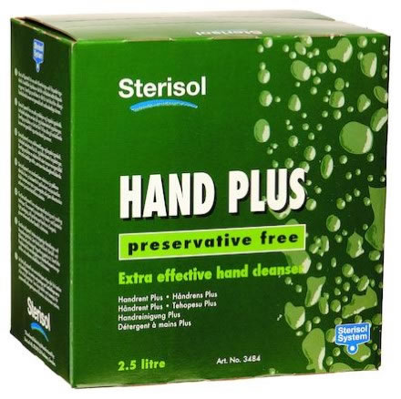 Handrengöring Sterisol Handrent plus