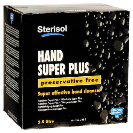 Handrengöring Sterisol Handrent Superplus