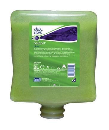 Handrengöring/Tvål Deb Solopol® Lime