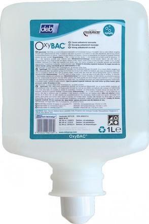 Skumtvål Deb OxyBac