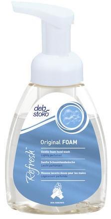 Skumtvål Deb Fresh Original FOAM parfymerad