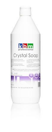 Tvål KBM Crystal Soap free 1L