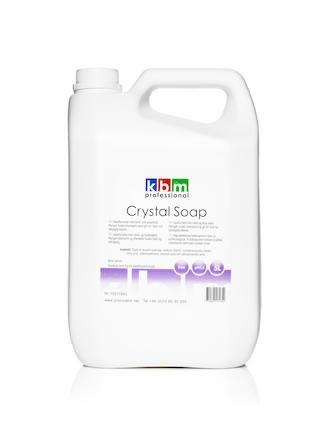 Tvål KBM Crystal Soap free 5L