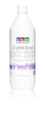 Tvål KBM Crystal Soap fresh 1L