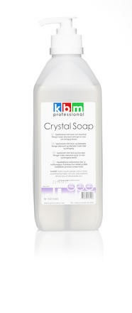 Tvål KBM Crystal Soap pump free 600ml