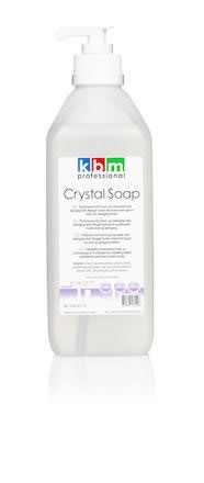 Tvål KBM Crystal Soap pump fresh 600ml