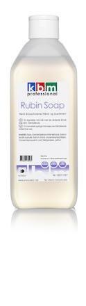 Tvål KBM Rubin Soap Milt Parfymerad fresh 600ml