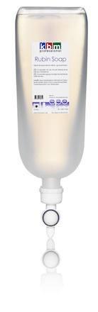 Tvål KBM Rubin Soap Sensitive Parfymfri Disp free 1L