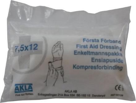 Första förband Akla 92109