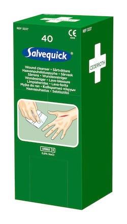 Savett sårtvättare t automat Cederroths 3227 40st/ask