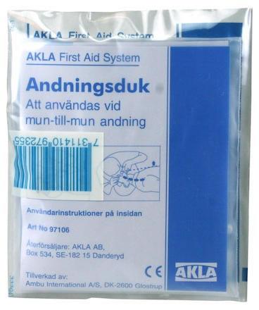Skyddspaket inkl andningsduk Akla
