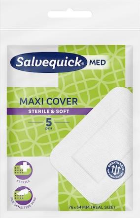 Snabbförband SalveMED Maxi Cover - 5st