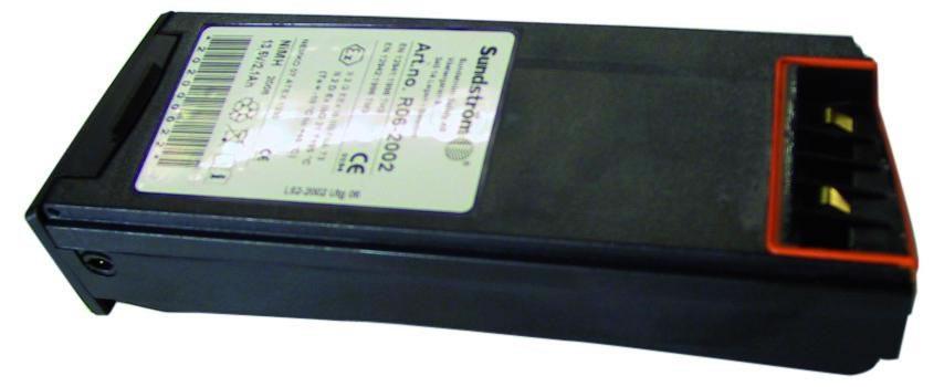 Batteri R06-2002 till SR 500 EX
