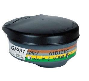Gasfilter ABEK1 Profile 2