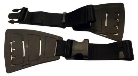 Läderbälte SR503 till SR500/SR700
