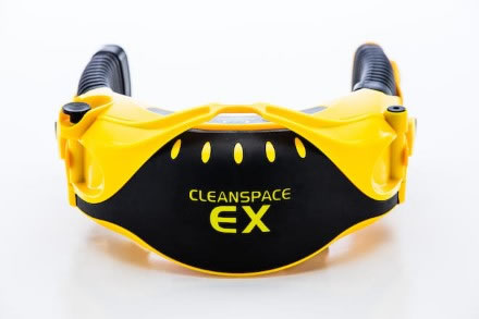 Andningsskydd CleanSpace EX utan mask