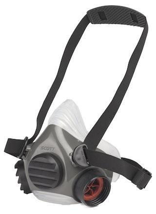 Halvmask FM1 att användas med Proflow SC 120/160 och PAPR