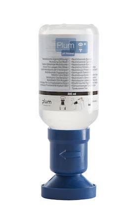 Ögonduschflaska Plum pH neutral