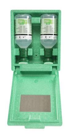 Ögonsköljstation Plum med 2 x 500 ml.