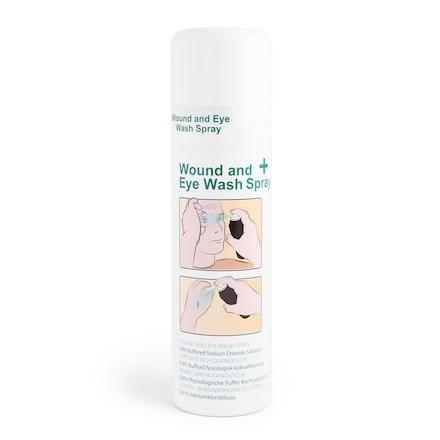 Sårtvätt och ögondusch sprayflaska 200 ml