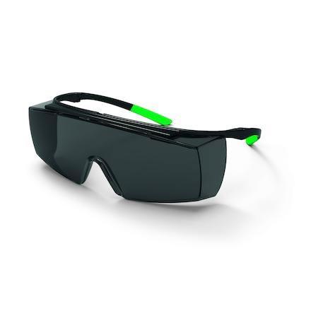 Svetsglasögon uvex Super F OTG 9169.545 DIN5