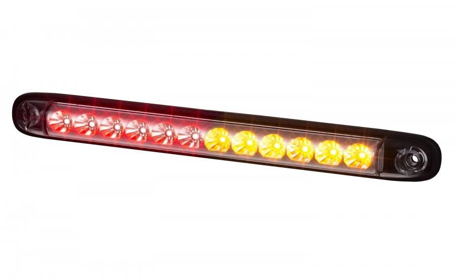 Baklykta LED Blink, broms & bakljus 257*27*20 mm.