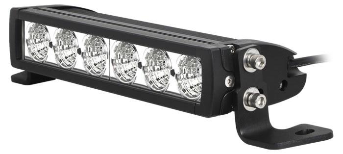 LED ljusramp 6x5 W=30W