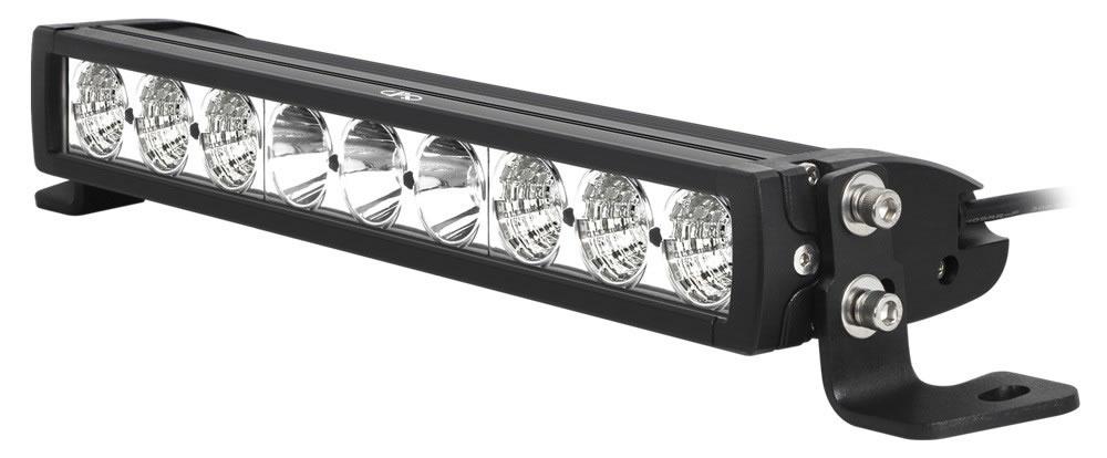 LED ljusramp 9x5 W=45W