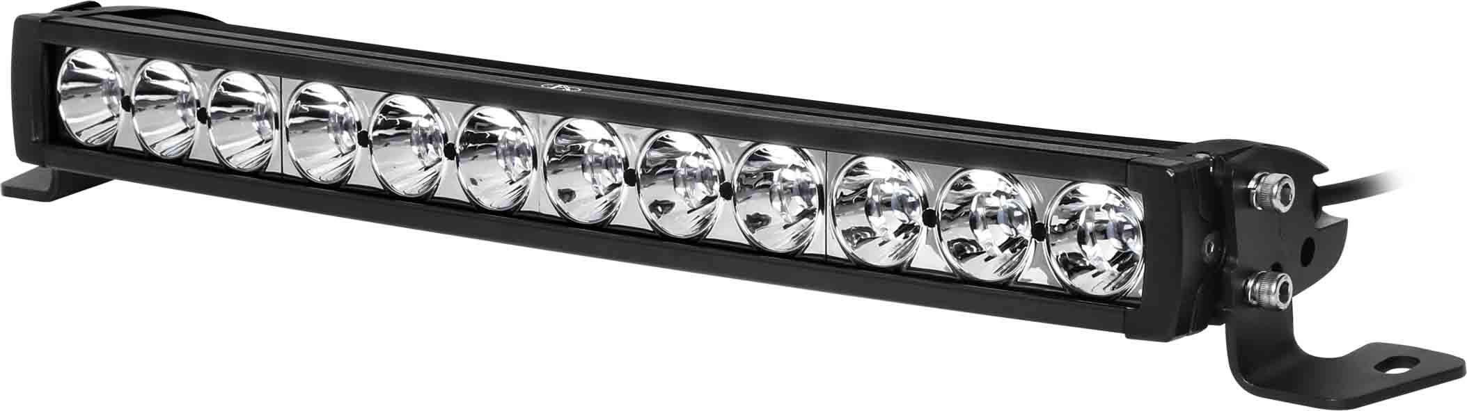 LED ljusramp 12x5 W=60W CURVED